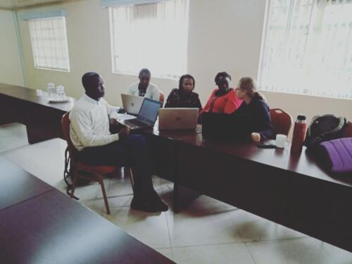 RUJWASCO Billing Cleansing Data Training on 5th June 2018 - Nairobi Satellite Towns Water and Sanitation Development Programme (NST-WSDP)